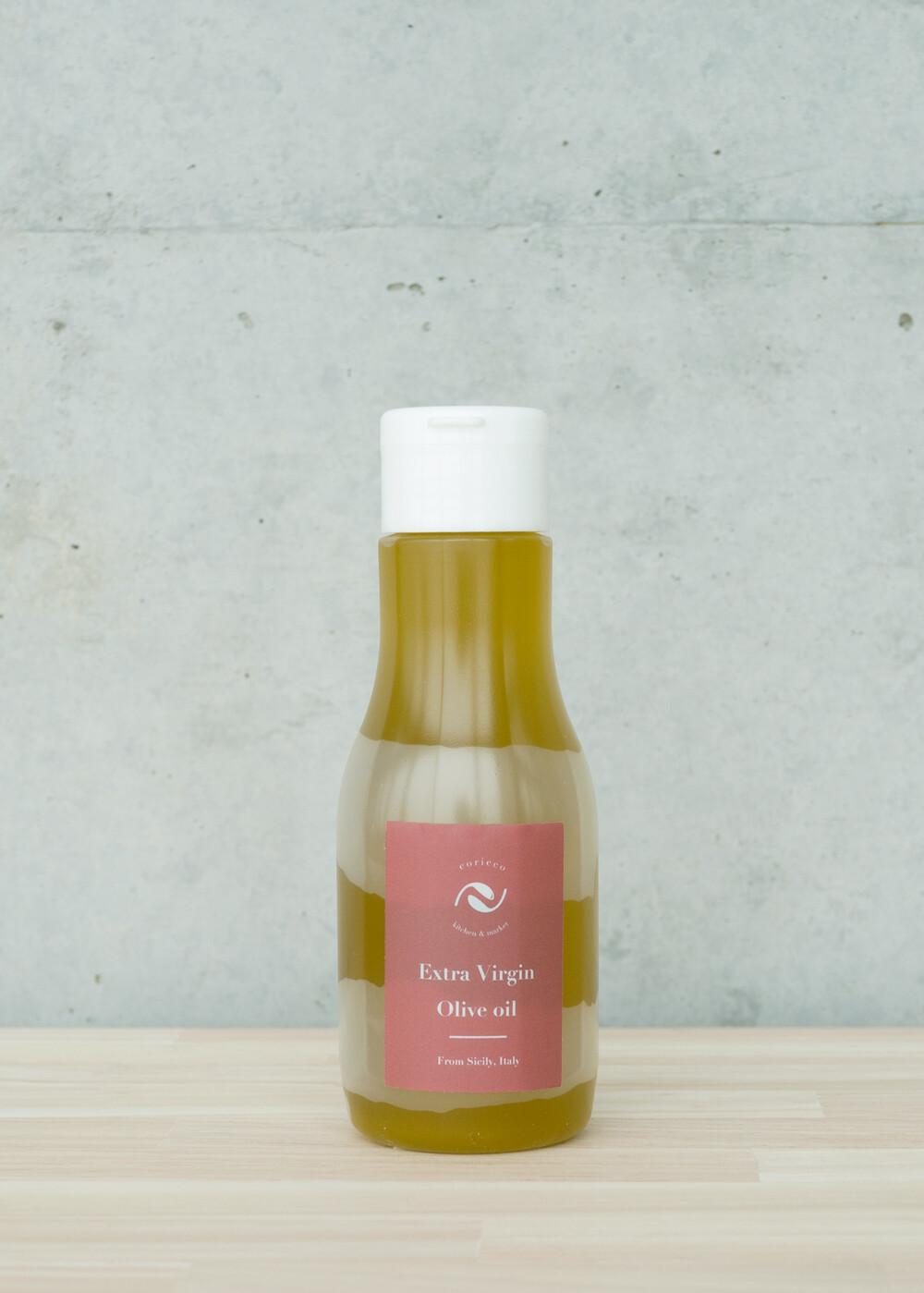 coricco Extra Virgin Olive Oil 230ml 3本セット