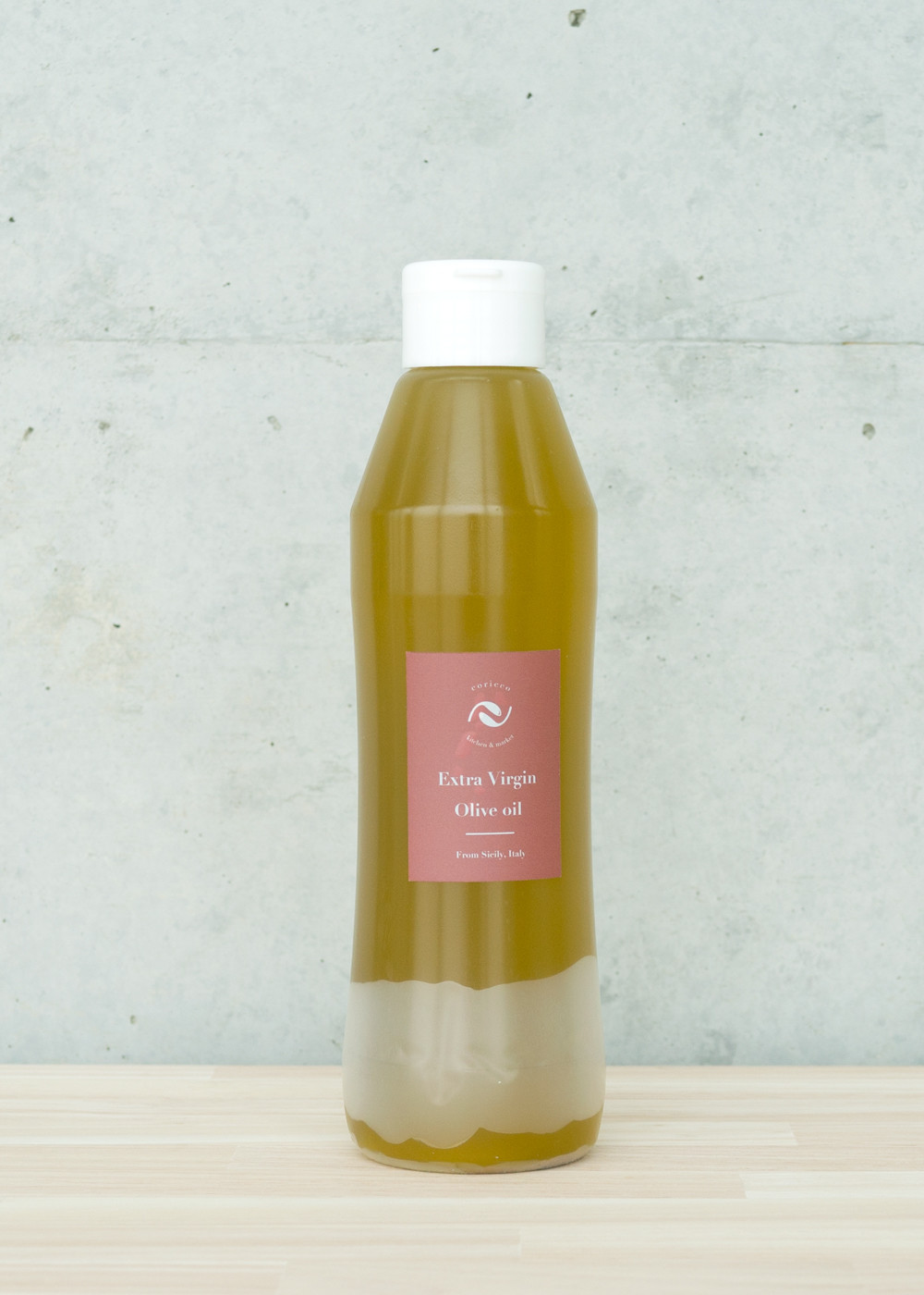 coricco Extra Virgin Olive Oil 500ml 3本セット