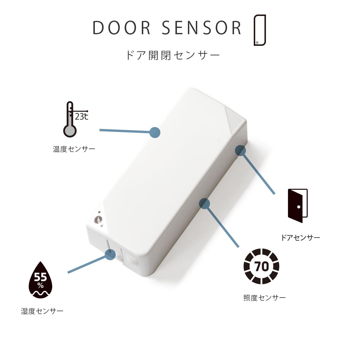【支援者限定!】 追加ドア開閉センサー